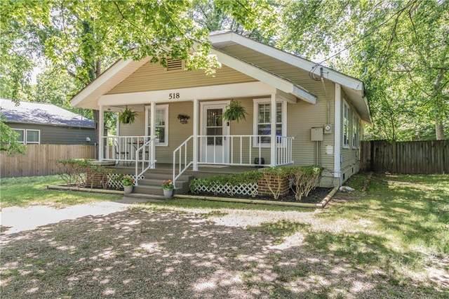 518 N 5th Street, Rogers, AR 72756 (MLS #1188012) :: Five Doors Network Northwest Arkansas
