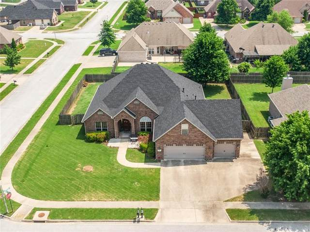 4361 Flagstick Drive, Fayetteville, AR 72704 (MLS #1188013) :: McMullen Realty Group