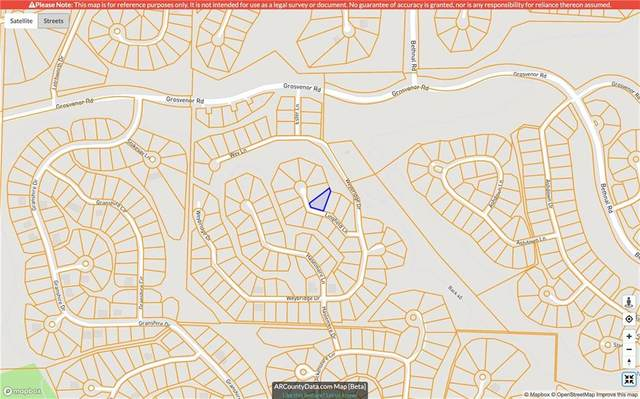Lot 4, Block 4 Lingfield Lane, Bella Vista, AR 72714 (MLS #1188017) :: Five Doors Network Northwest Arkansas