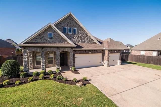 1402 SW Rosedale Avenue, Bentonville, AR 72713 (MLS #1188037) :: McMullen Realty Group
