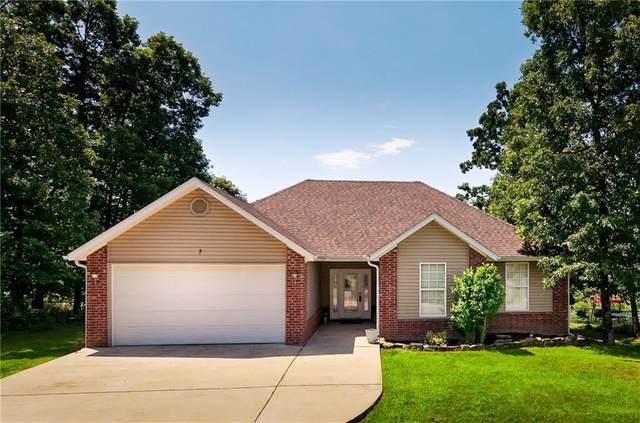 7 Cranfield Drive, Bella Vista, AR 72714 (MLS #1188062) :: PMI Heritage Real Estate Group