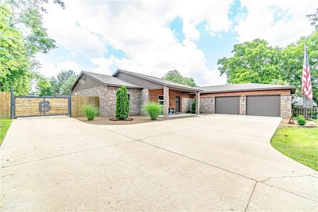 2802 E Battlefield Boulevard, Bentonville, AR 72712 (MLS #1188092) :: Five Doors Network Northwest Arkansas