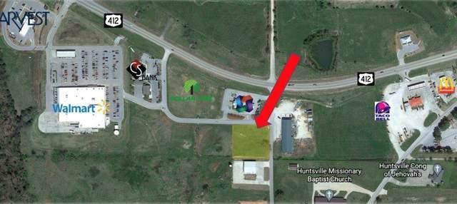 Lot 3 Curtis Hutchins Way, Huntsville, AR 72740 (MLS #1188130) :: Five Doors Network Northwest Arkansas