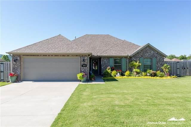 497 La Riata Street, Farmington, AR 72730 (MLS #1188165) :: NWA House Hunters   RE/MAX Real Estate Results