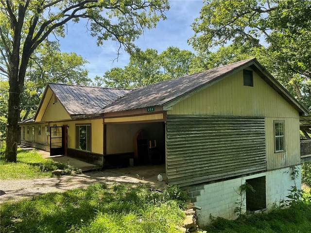 250 Mable Lane, Winslow, AR 72959 (MLS #1188185) :: NWA House Hunters   RE/MAX Real Estate Results
