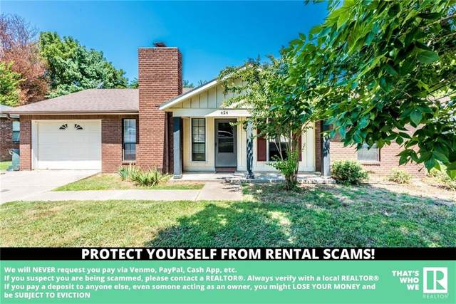 424 E Malinda Drive, Fayetteville, AR 72703 (MLS #1188206) :: McNaughton Real Estate