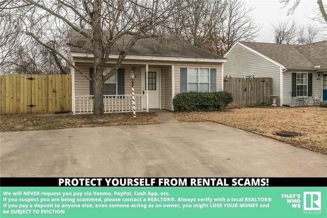 4807 Bonita Place, Springdale, AR 72762 (MLS #1188208) :: McNaughton Real Estate