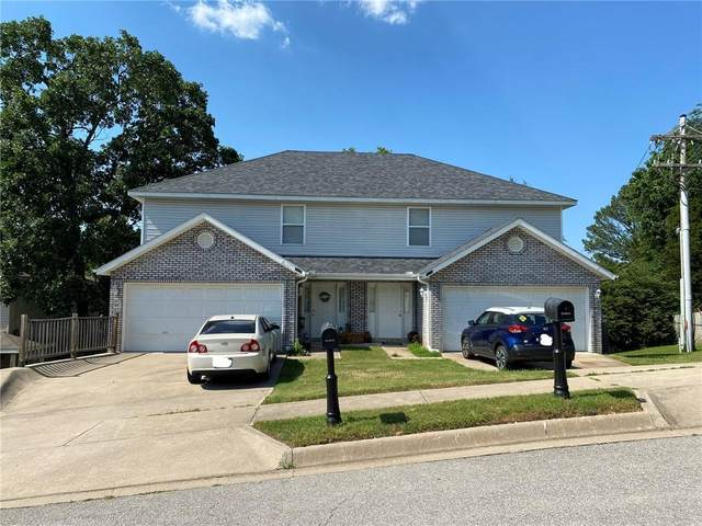 2252 & 2254 E Cinnamon Way, Fayetteville, AR 72703 (MLS #1188217) :: PMI Heritage Real Estate Group