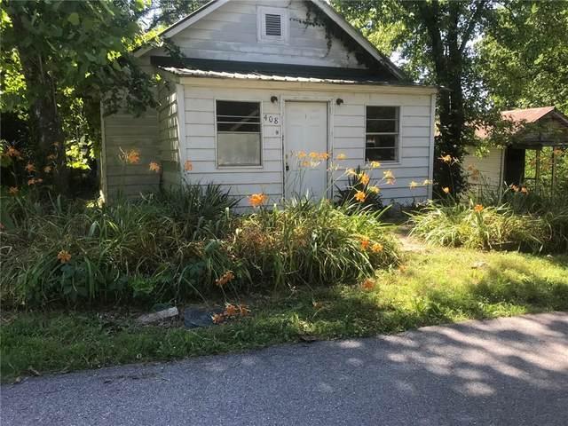 408 Duff Avenue, Sulphur Springs, AR 72768 (MLS #1188227) :: McNaughton Real Estate
