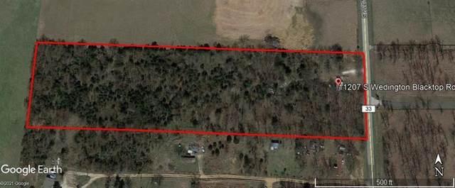 11207 S Wedington Blacktop Road, Lincoln, AR 72744 (MLS #1188254) :: PMI Heritage Real Estate Group