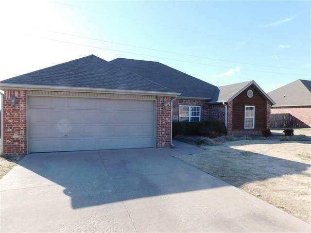 4400 SW Lilly Street, Bentonville, AR 72713 (MLS #1188285) :: PMI Heritage Real Estate Group