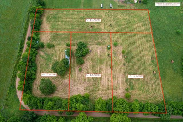 Tract-3 Ditmars Road, Prairie Grove, AR 72753 (MLS #1188379) :: McNaughton Real Estate