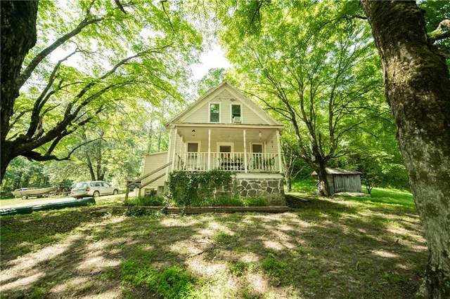356 Madison 4281, Combs, AR 72727 (MLS #1188414) :: United Country Real Estate
