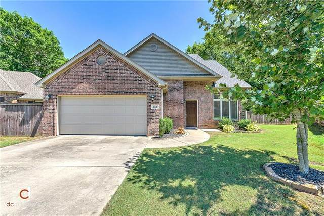 252 S Tamarind Cove, Fayetteville, AR 72701 (MLS #1188458) :: United Country Real Estate