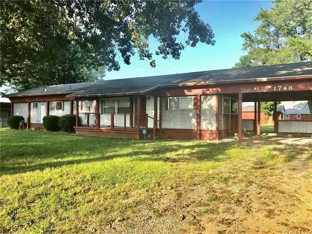 1748 Hayden Road, Pea Ridge, AR 72751 (MLS #1188459) :: McMullen Realty Group