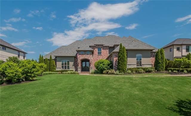 55 W Buckingham Drive, Rogers, AR 72758 (MLS #1188469) :: PMI Heritage Real Estate Group