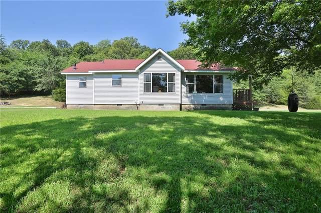 15171 Prairie Grove Lake Road, Prairie Grove, AR 72753 (MLS #1188529) :: Five Doors Network Northwest Arkansas