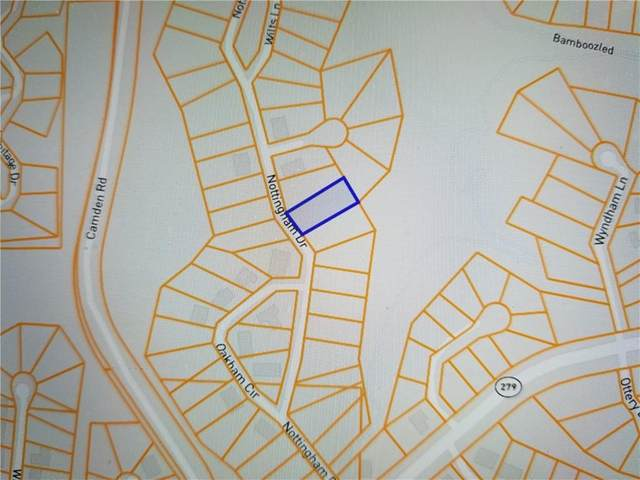 Nottingham Drive, Bella Vista, AR 72715 (MLS #1188563) :: PMI Heritage Real Estate Group