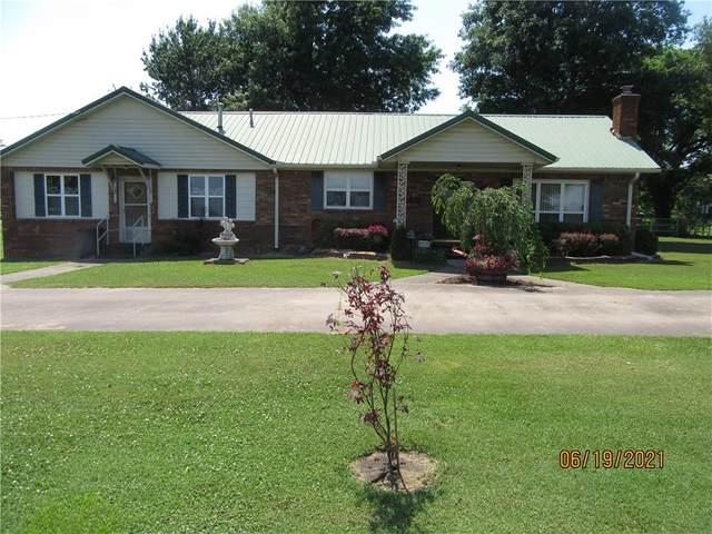 128 E Main Street, Westville, OK 74965 (MLS #1188583) :: United Country Real Estate
