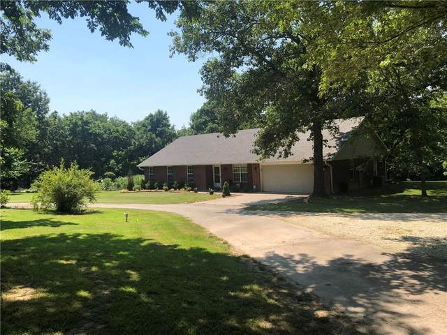 15709 Oak Chase Drive, Fayetteville, AR 72704 (MLS #1188586) :: PMI Heritage Real Estate Group