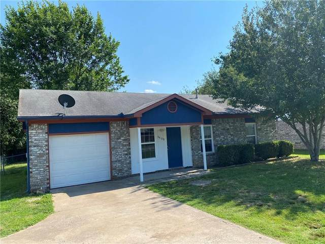 3408 W Olive Street, Rogers, AR 72756 (MLS #1188596) :: McMullen Realty Group