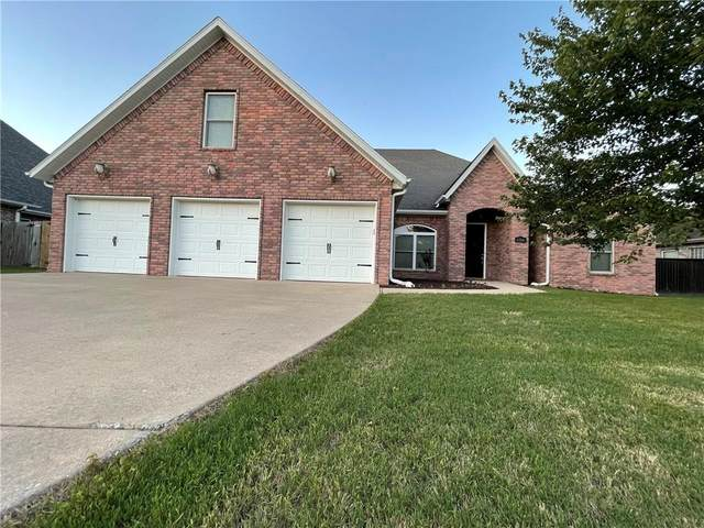 1766 River Meadows Drive, Fayetteville, AR 72701 (MLS #1188622) :: McMullen Realty Group