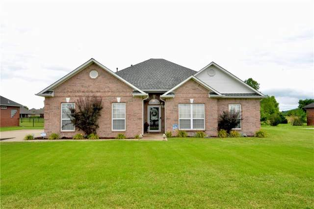 12166 Riviera Place, Farmington, AR 72730 (MLS #1188665) :: Five Doors Network Northwest Arkansas