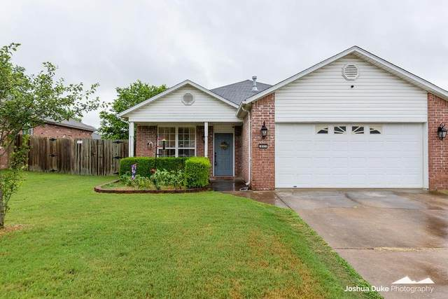 895 S Liberty Drive, Fayetteville, AR 72701 (MLS #1188676) :: McMullen Realty Group
