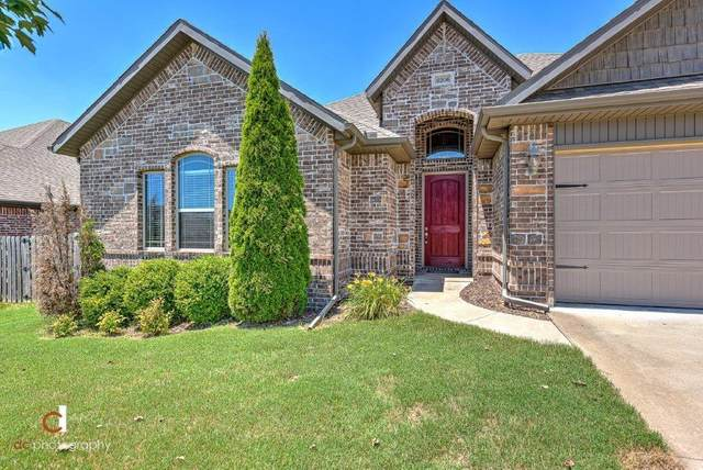 6206 S 57th Street, Rogers, AR 72758 (MLS #1188682) :: McMullen Realty Group