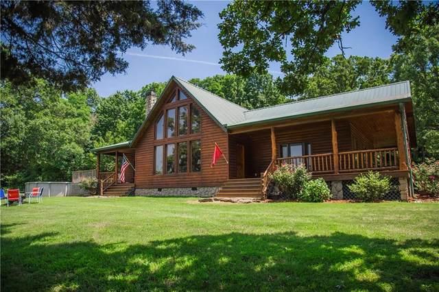 12654 Centerpoint Church Road, Prairie Grove, AR 72753 (MLS #1188690) :: McNaughton Real Estate