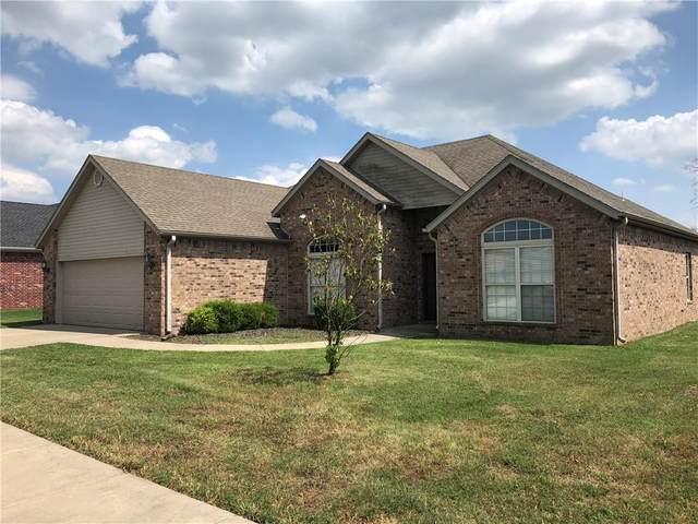 1303 SW Willow Bend Avenue, Bentonville, AR 72713 (MLS #1188705) :: Five Doors Network Northwest Arkansas