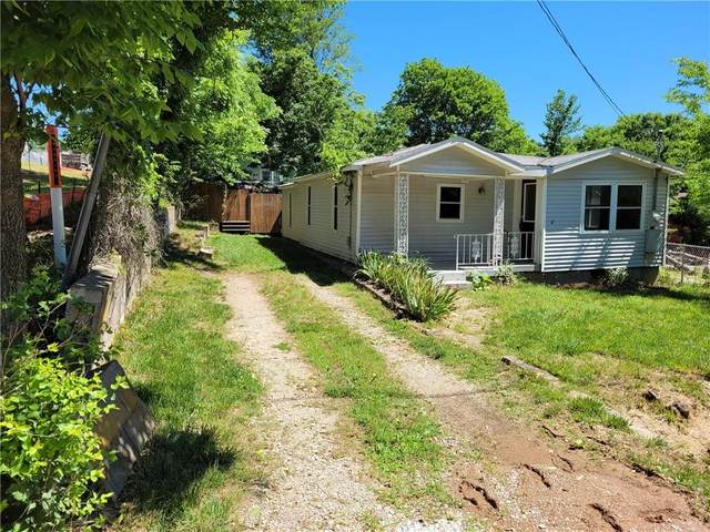 130 E Mountain Street, Fayetteville, AR 72701 (MLS #1188714) :: United Country Real Estate