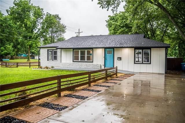 1001 Bella Vista Road, Bentonville, AR 72712 (MLS #1188731) :: Five Doors Network Northwest Arkansas