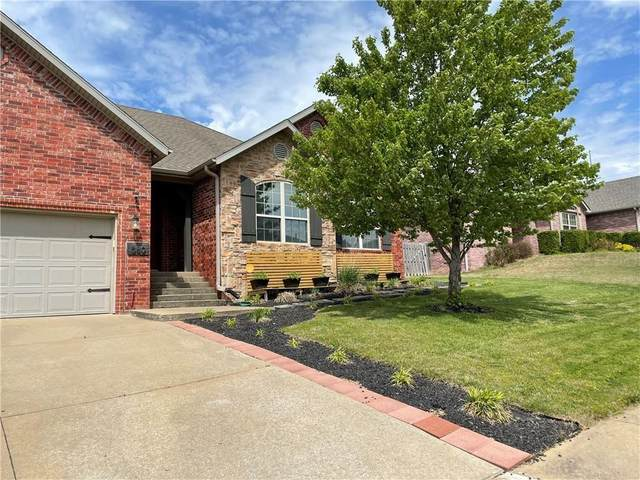 580 Sorrento Drive, Centerton, AR 72719 (MLS #1188762) :: McMullen Realty Group