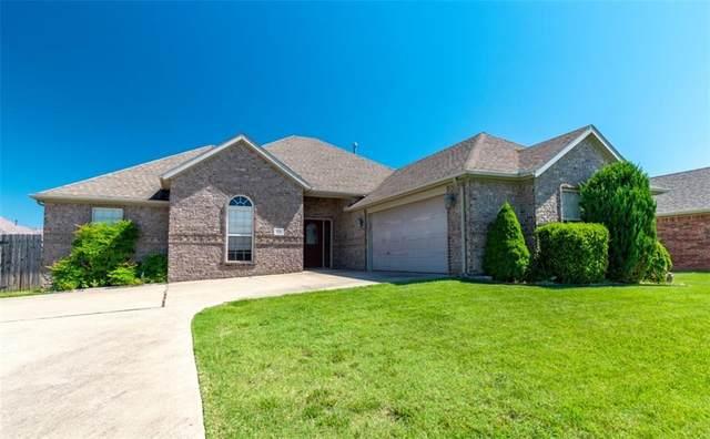 3581 W Glenbrook Loop, Springdale, AR 72764 (MLS #1188792) :: Five Doors Network Northwest Arkansas