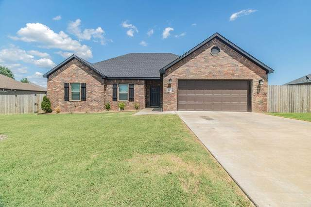 840 Harrison Street, Pea Ridge, AR 72751 (MLS #1188796) :: Five Doors Network Northwest Arkansas