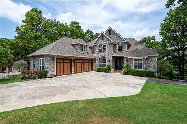 3206 NW Marseille Court, Bentonville, AR 72712 (MLS #1188803) :: McMullen Realty Group