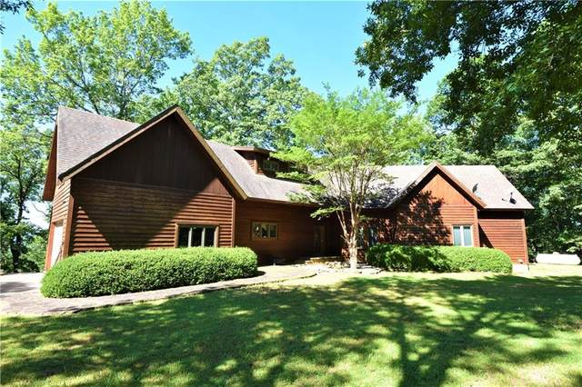 1773 County Road 114, Eureka Springs, AR 72632 (MLS #1188809) :: Five Doors Network Northwest Arkansas