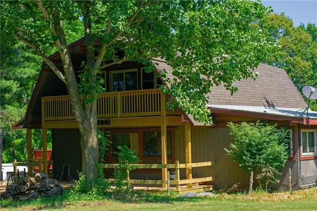 1380 County Road 220, Eureka Springs, AR 72631 (MLS #1188828) :: Five Doors Network Northwest Arkansas