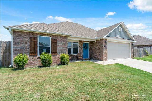 1340 General Fagan Drive, Prairie Grove, AR 72753 (MLS #1188840) :: Five Doors Network Northwest Arkansas