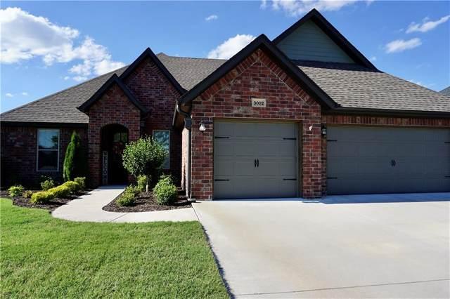 3002 SW Hazelnut Avenue, Bentonville, AR 72713 (MLS #1188848) :: Five Doors Network Northwest Arkansas