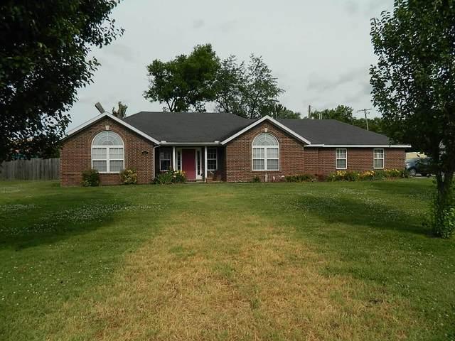 107 S Baggett Street, Prairie Grove, AR 72753 (MLS #1188849) :: Five Doors Network Northwest Arkansas