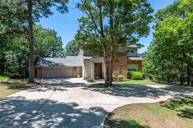 31 Mission Hills Lane, Eureka Springs, AR 72631 (MLS #1188872) :: Five Doors Network Northwest Arkansas