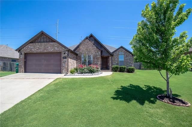 431 Verona, Centerton, AR 72719 (MLS #1188906) :: Five Doors Network Northwest Arkansas