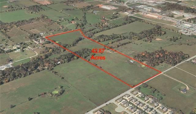 42.87 Acres S Dodson Road, Rogers, AR 72758 (MLS #1188912) :: Five Doors Network Northwest Arkansas