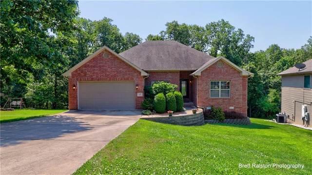 10 Murrow Lane, Bella Vista, AR 72714 (MLS #1188913) :: Five Doors Network Northwest Arkansas