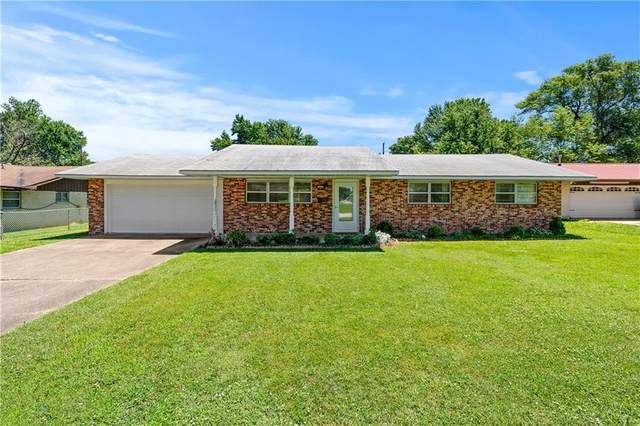 507 Crestwood Street, Springdale, AR 72762 (MLS #1188925) :: Five Doors Network Northwest Arkansas