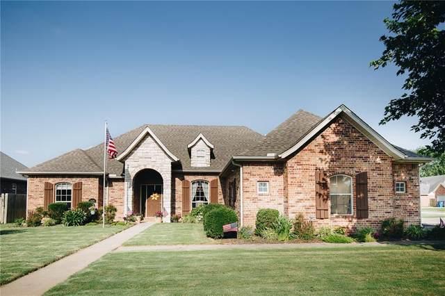 2000 SW Nutmeg Street, Bentonville, AR 72713 (MLS #1188933) :: Five Doors Network Northwest Arkansas