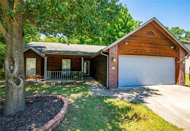 1857 N Albany Lane, Fayetteville, AR 72704 (MLS #1188947) :: Five Doors Network Northwest Arkansas