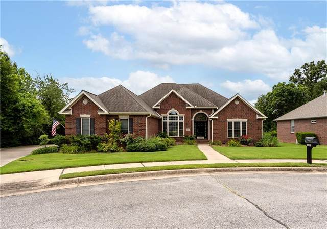 3002 Cortney Circle, Siloam Springs, AR 72761 (MLS #1188954) :: McMullen Realty Group